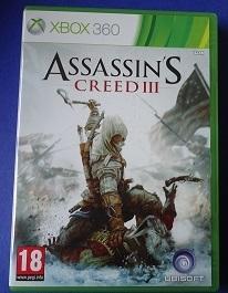Assassin's Creed III - Microsoft Xbox 360