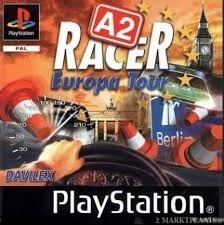 A2 Racer Europa Tour - PS1 - Sony Playstation 1