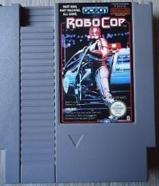 Robocop Nintendo NES 8bit (C.2.6)