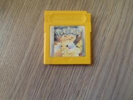 Pokémon Yellow - Nintendo Gameboy GB / Color / GBC / Advance / GBA (B.5.1)