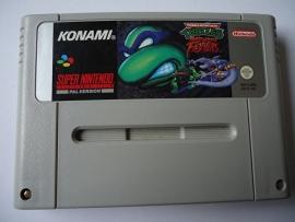 Teenage Mutant Hero Turtles: Tournament Fighters - Super Nintendo / SNES / Super Nes spel (D.2.6)