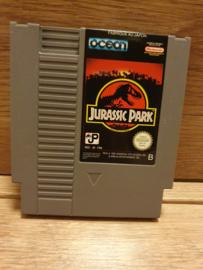 Jurassic Park - Nintendo NES 8bit - Pal B (C.2.7)