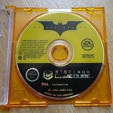 Batman Begins - Nintendo Gamecube GC NGC