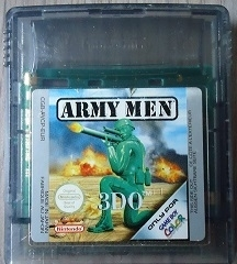 Army Men - Nintendo gameboy Color GBC (B.6.1)