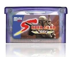 Super MICRO SD TF SD Voor GBA - Versie 2019 - SP - Micro - DS Fat en Lite (T1.1)