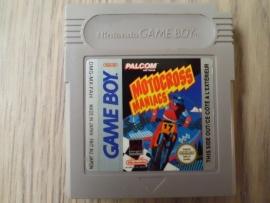 Motocross Maniacs Nintendo Gameboy GB / Color / GBC / Advance / GBA (B.5.1)
