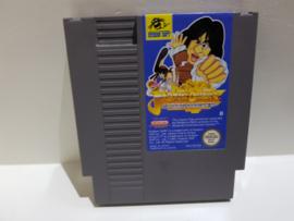 Jackie Chan's Action Kung Fu - Nintendo NES 8bit - Pal B (C.2.3)