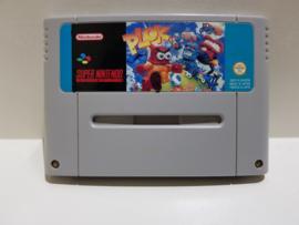 Plok - Super Nintendo / SNES / Super Nes spel 16Bit (D.2.8)
