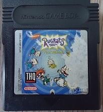 Rugrats Tim Travelers Nintendo Gameboy GB / Color / GBC / Advance / GBA (B.5.1)