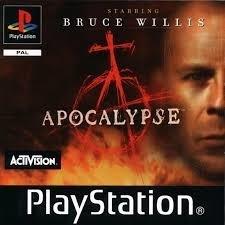 Apocalypse - Sony Playstation 1 (H.2.1)