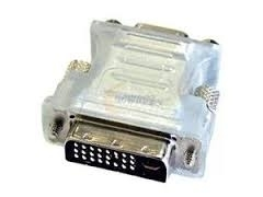 DVI (M) 2 VGA (F) Adapter