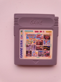 Multicassete Game USA Advance Color 128 in 1 UC - 128B04 - Nintendo Gameboy Color - gbc (B.6.1)