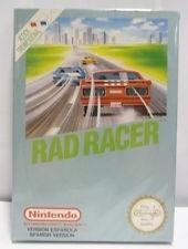 Rad Racer Boxed compleet met 3D bril Nintendo NES 8bit