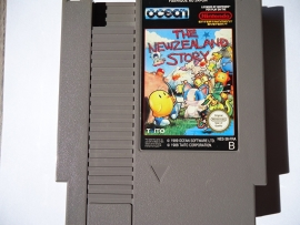 The New Zealand Story Nintendo NES 8bit (C.2.3)