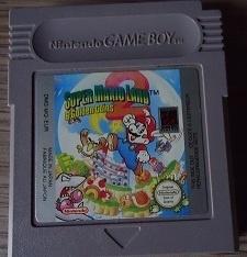 Super Mario Land 2 - 6 Golden Coins Nintendo Gameboy GB / Color / GBC / Advance / GBA (B.5.1)