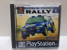 Colin Mcrae Rally  - Sony Playstation 1 - PS1