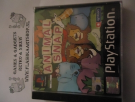 Animal Snap - Rescue Them 2 by 2 - Sony Playstation 1 - PS1 (H.2.1)
