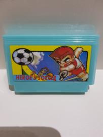 Famicom Heroe's Soccer (C.2.7)