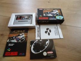 GP - 1  - Super Nintendo / SNES / Super Nes spel
