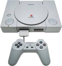 Playstation 1 Console's