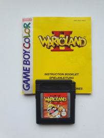 Wario Land 2 Nintendo Gameboy Color / GBC (B.6.1)