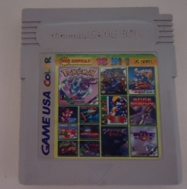 Multicassete Game USA Advance Color 33 in 1 UK - H3301 - Nintendo Gameboy Color - gbc (B.6.1)
