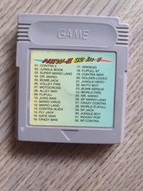 Multicassete New-E 32in1 - Nintendo Gameboy Color - gbc (B.6.1)