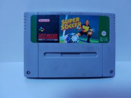 Super Soccer - Super Nintendo / SNES / Super Nes spel (D.2.9)