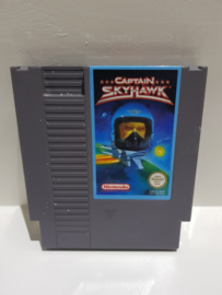 Captain Skyhawk - Nintendo NES 8bit - Pal B (C.2.6)