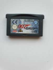 007 Everything or Nothing - Nintendo Gameboy Advance GBA (B.4.1)