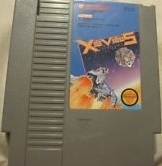 Xevious: The Avenger Nintendo NES 8bit (C.2.8)