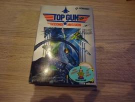 Top Gun The Second Mission Boxed Nintendo NES 8bit