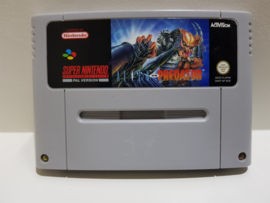Alien vs Predator - Super Nintendo / SNES / Super Nes spel 16Bit (D.2.7)