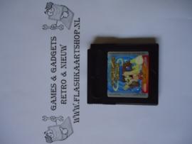 Le Tourbillon Vorace / Tasmanian Devil : Munching Madness - Nintendo Gameboy GB / Color / GBC / Advance / GBA (B.5.1)