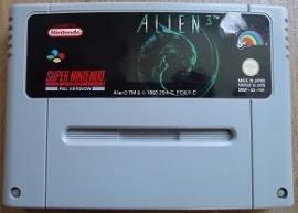 Alien 3 - Super Nintendo / SNES / Super Nes spel (D.2.9)