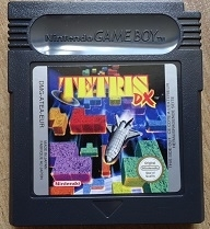 Tetris DX Nintendo Gameboy GB / Color / GBC / Advance / GBA (B.5.2)
