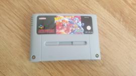 Mega Man 7 EUR Versie Engels Taal Repro - Super Nintendo / SNES / Super Nes spel
