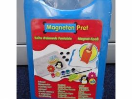 Magneten Pret, nieuw in doos
