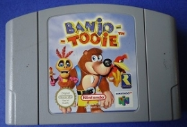 Banjo Tooie Nintendo 64 N64 (E.2.1)