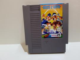 North & South - Nintendo NES 8bit - Pal B (C.2.1)