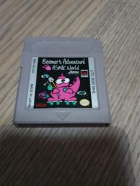 Boomer's Adventure Asmik World Nintendo Gameboy GB / Color / GBC / Advance / GBA (B.5.2)