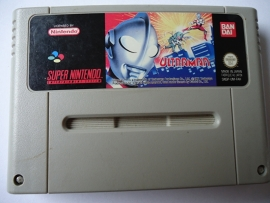Ultraman: Towards the Future  - Super Nintendo / SNES / Super Nes spel (D.2.6)