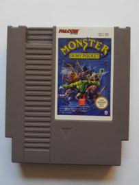 Monster in my pocket - Nintendo NES 8bit - Pal B (C.2.1)