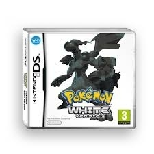 Pokémon White Version - Nintendo ds / ds lite / dsi / dsi xl / 3ds / 3ds xl / 2ds (B.2.2)