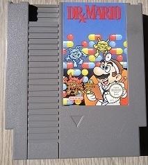 Dr. Mario Nintendo NES 8bit (C.2.2)