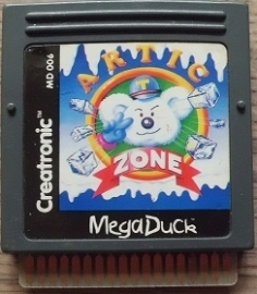 Artic Zone Mega Duck /Cougar Boy Game  ( MD 006 ) (R.1.1)