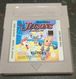 The Jetsons - Robot Panic Nintendo Gameboy GB / Color / GBC / Advance / GBA (B.5.2)