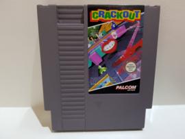 Crackout - Nintendo NES 8bit - Pal B (C.2.1)