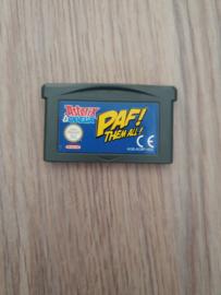 Asterix & Obelix Paf! Them All! - Nintendo Gameboy Advance GBA (B.4.1)
