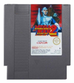 Mega Man 2 Nintendo NES 8bit (C.2.3)